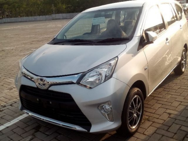 Eksterior Toyota Calya
